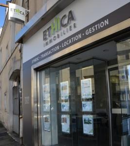 L'agence Ethica Immobilier à La Riche (37)